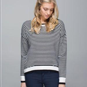 Lululemon Merino Wool Yogi Crew Sweater